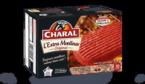 L'extra moelleux (100 g) 10 hamburgers