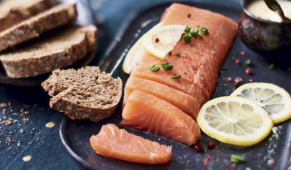 Coeur de saumon fumé ASC Norvège