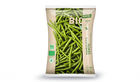 Haricots verts bio local Sud-Ouest de la France