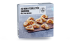 20 mini-feuilletés saucisse