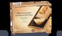 Alliance de foie gras de canard du Sud-O abricots