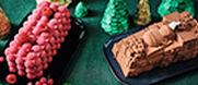 Les bûches de Noël Picard illuminent vos repas de fêtes