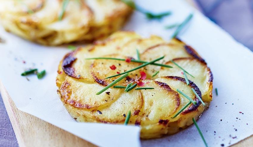 712c37079f0 4 rosaces de pomme de terre surgelés - Les légumes - Picard