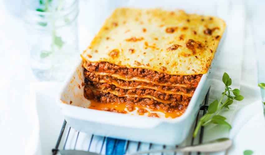 lasagnes la bolognaise surgel s les plats cuisin s picard. Black Bedroom Furniture Sets. Home Design Ideas