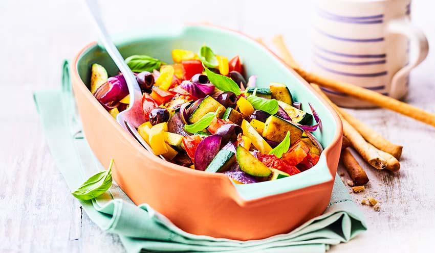 57f8113e087 Poêlée de légumes à la provençale bio surgelés - Les légumes - Picard