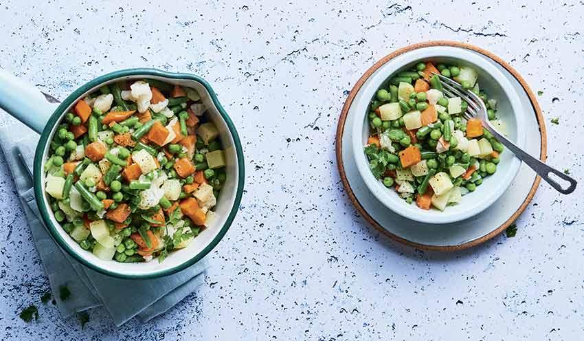 6669e8587a7 Jardinière de légumes bio surgelés - Les légumes - Picard