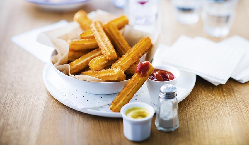 1e6ca6a1240 Churros de pomme de terre surgelés - Les légumes - Picard