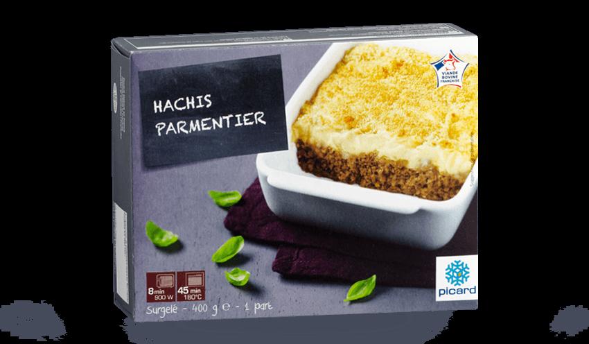 Hachis Parmentier Surgeles Les Plats Cuisines Picard