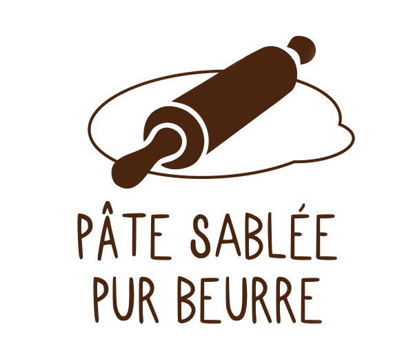 Pate sablee pur beurre