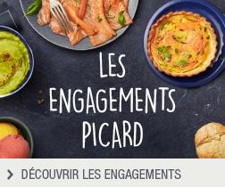 Les engagements Picard