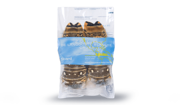 Pack Queues de langouste des Caraïbes