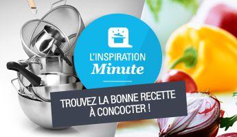 L'inspiration Minute